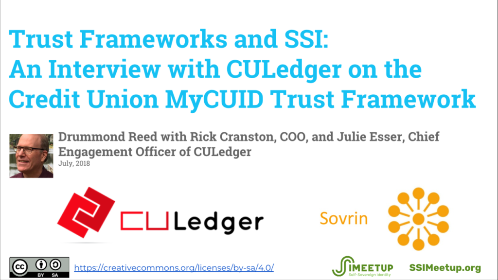 Webinar 9 CULedger