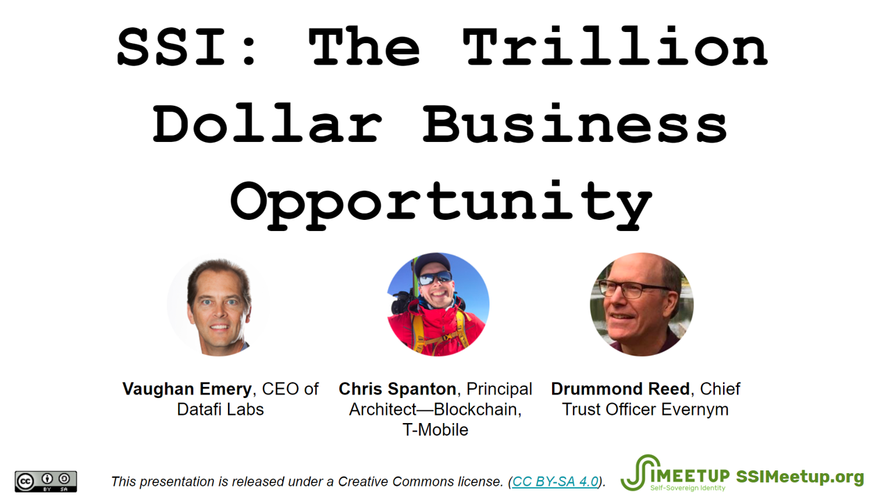 Webinar 34 The trillion dollar business opportunity