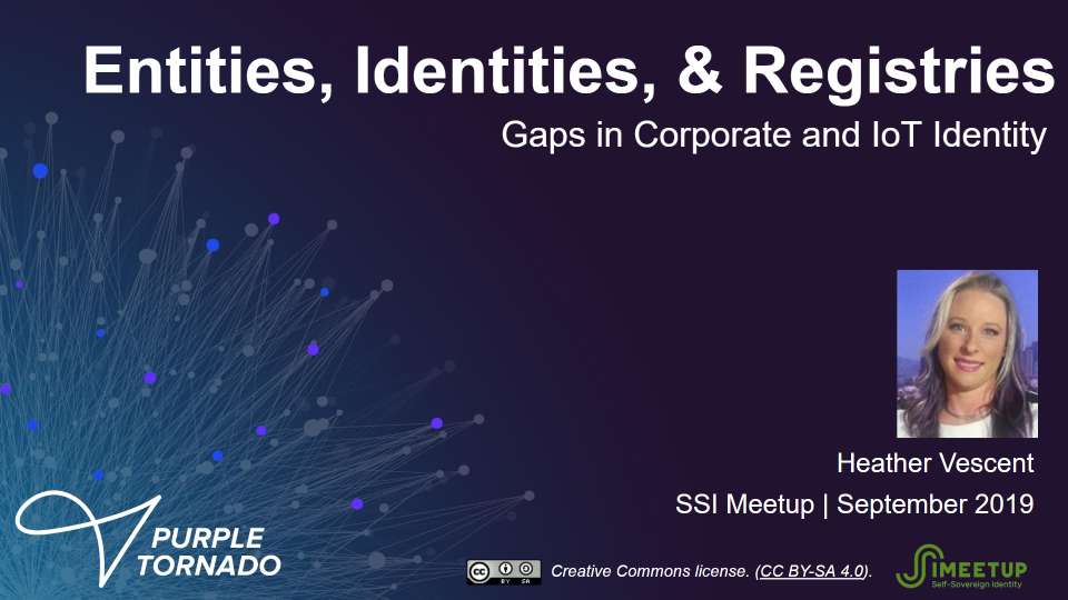 Webinar 35 Corporate and IoT Identity Gap