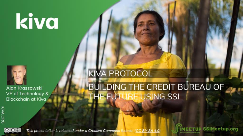 Webinar 37 Kiva Identity protocol
